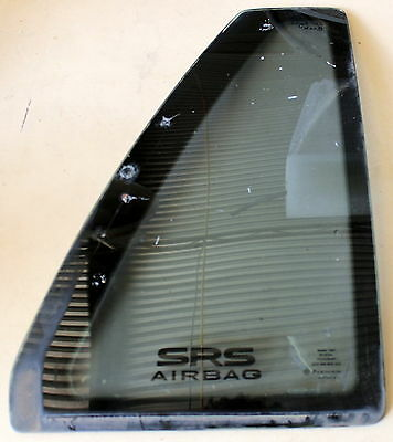 Ford El Back Right Tinted 1/4 Quarter Panel Window Door Glass Triangle