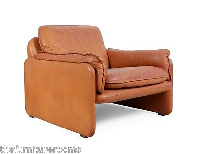 Leather Easy Chair by De Sede DS-61
