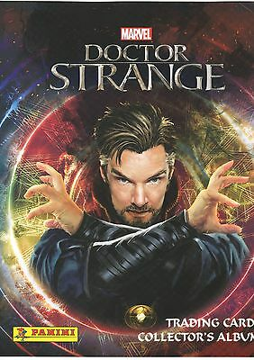Panini Marvel DOCTOR STRANGE (UK) Movie Trading cards - Buy 3 get 7 free