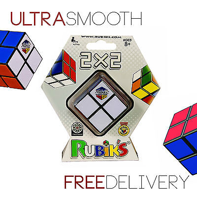 Rubiks Cube 2x2x2 Original Puzzle Ultra Smooth for Professional Speed