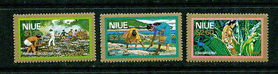 Niue - 1979 – Agriculture – Vf  **