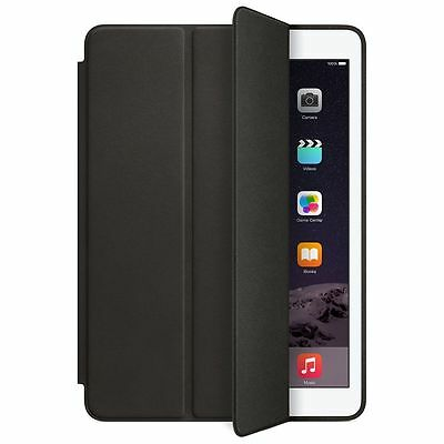 For Apple iPad Pro 12.9 inch Genuine Leather Cover Smart Case Slim Stand 9.7""