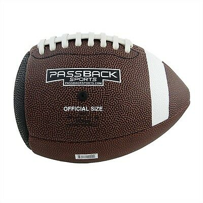 Passback Sports Official Size Football