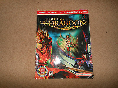 The Legend Of Dragoon Official Strategy Guide