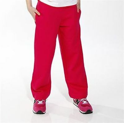 Kids Childrens Jog Pants Joggers 4 Sizes 8 Colours Bnwt