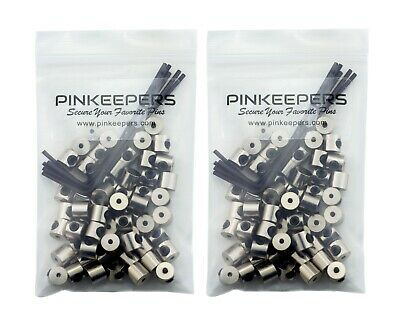 120 Pin Keepers/Pin Locks/Locking Pin Backs/-Secure Your Favorite Pins!
