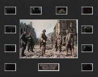 * Saving Private Ryan 35mm Film Cell Display *