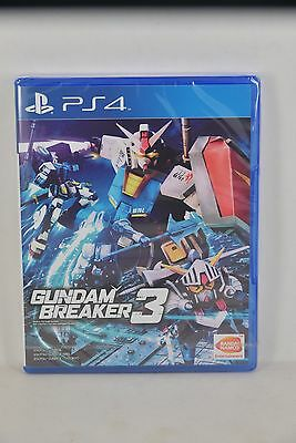 NEW PS4 Gundam Breaker 3 III (HK English Version)