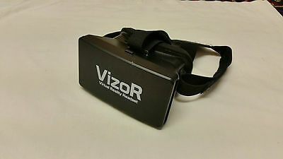 VizoR Virtual Reality Headset VR For Android and iPhone