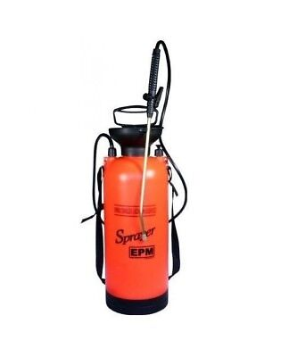 Professional Manual Pressure Sprayer 8 Liters with Brass Lance Spray Weed Killer