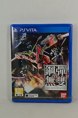 NEW PSV PS Vita Shin Gundam Musou (Asian, Chinese) -Dispatch Immediately