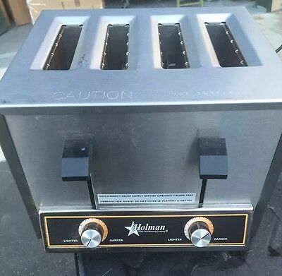 Star (T4) - Four-Compartment Holman Pop-Up Toaster