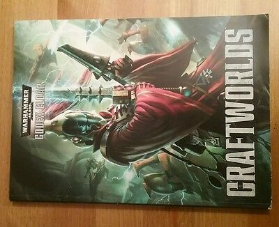 Codex Eldar: Craftworlds (Softback: English) Warhammer 40k
