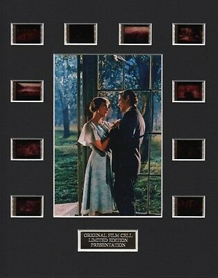 * The Sound of Music (P1) - 35mm Film Cell Display *