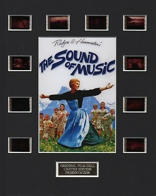 * The Sound of Music (P2) - 35mm Film Cell Display *