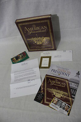 THE AMERICAN PRESIDENT, Kunhardt, Easton Press, Leatherbound, Factory Sealed