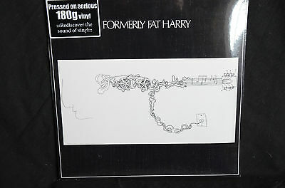 "Formerly Fat Harry 180g 12"" vinyl LP Harvest reissue New + Sealed"