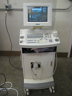 Siemens Sonoline Prima Ultrasound with Linear probe and printer.  Guaranteed