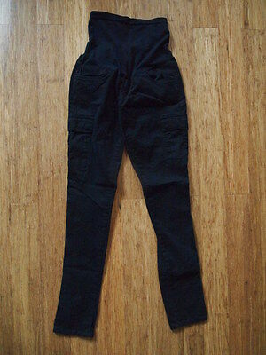 A Pea In The Pod Maternity Skinny Pants Black Size S