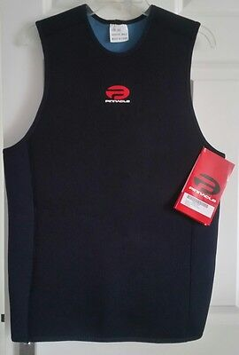Pinnacle Merion Lined Mans 3mm Vest xxl
