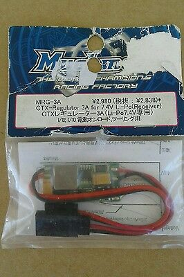 Rc Muchmore Racing Mrg-3A Ctx-Regulator 3A For 7.4V Lipo ( Receiver)