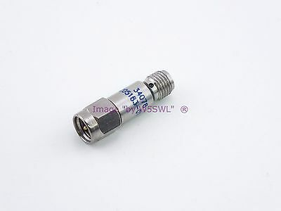 Midwest Microwave SMA 12dB Attenuator NEW  - Sold by W5SWL