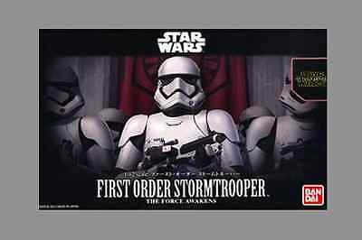 1/12 Star Wars First Order Stormtrooper Model Kit by Bandai