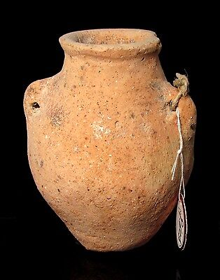 Rare -canaanite Early Bronze Age Pottery jar Amphora P609