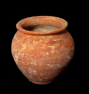 Rare -canaanite Early Bronze Age Pottery jar  P164
