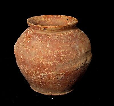 Rare -canaanite Early Bronze Age Pottery jar  P170
