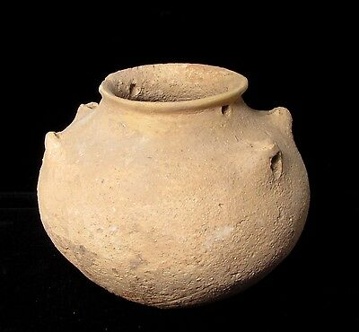 Rare -canaanite Early Bronze Age Pottery jar  P159