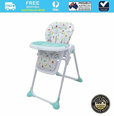 Childcare Polo Baby Feeding High Chair Gelati #`044280-348