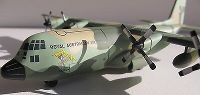 1/200 Hogan Royal Australian Air Force RAAF C130H Hercules Miss Behavin in Vegas