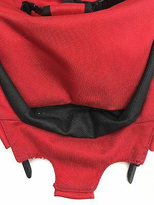 Quinny Zapp Red Seat Cover Free Postage A