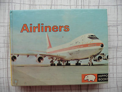 Airliners Helicopters Reference Book From 1971 - Early Black And White Photo's