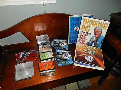 HUGE Lot of Team National Direct Sales CDS & Audio Cassettes Fast Track Success