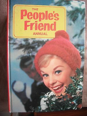 PEOPLE'S FRIEND 1971-72 Annual