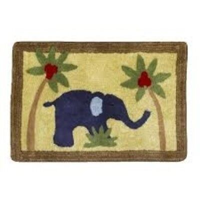 BNIP Cotton Tale Designs Nursery Rug Paradise Discontinued by Manufacturer
