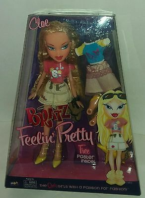 BRATZ FEELIN PRETTY CLOE DOLL MIB RARE! Mga entertainment