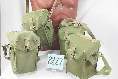 Ww2 British/canadian M37 Gas Mask Bag