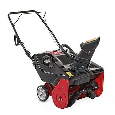 MTD M53 Single Stage Petrol Snow Blower Thrower Ex Dealer Display Brand New