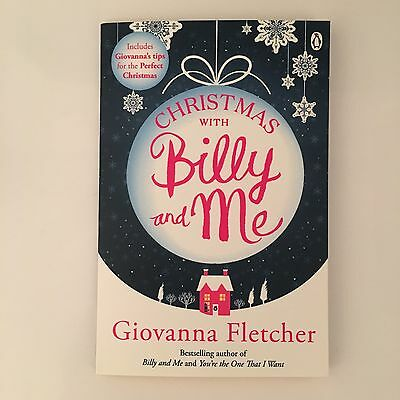 Christmas With Billy and Me - Giovanna Fletcher Limited Paperback Edition *NEW*