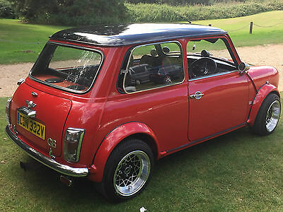 Classic Mini 36 years old 1980 Fully restored, (Not Classic VW Beetle)