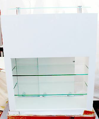 New Reception Desk White For Beauty Salon Or Other Business