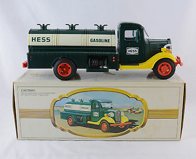 1982/1983 The First Hess Truck Lights Work Tanker Top Insert Only