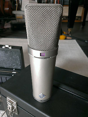 Neumann U67 - classic vintage mic manufactured in 1969. Mint condition