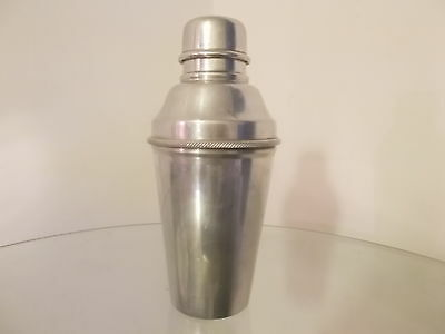 Vintage Retro Art Deco 30s Cocktail Shaker ******* FREE POSTAGE ********