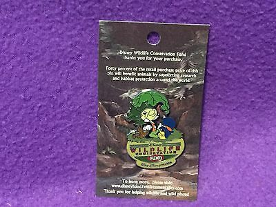 Disney Pin - Wildlife Conservation Fund Jiminy Cricket FUNO (2005)