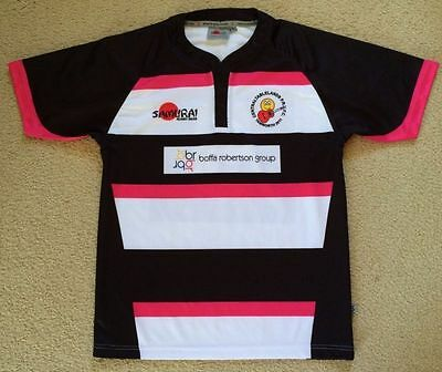 Central Tablelands PRUFC Tamworth 2011 Rugby Union Jersey #9 Mens Size S VGC