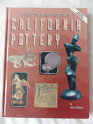 California Pottery  Collector's Encyclopedia by Jack Chipman